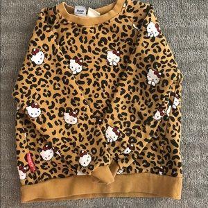 H&M - Leopard print Hello Kitty